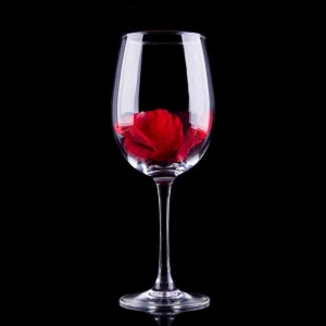 China red wine glass wholesaler and manufacturer for Large red wine glass