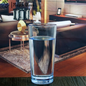 Factory direct wholesale beverage glasses colored drinking glasses everyday drinkware