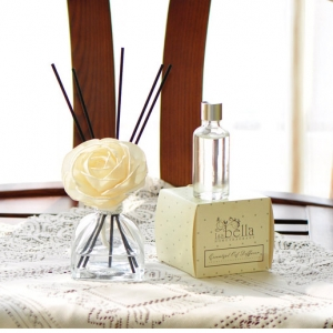 Fashion beautiful reed diffuser bottles for wholesale