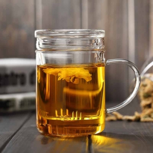 Glass cup manufacturer clear glass tea cups wholesaler