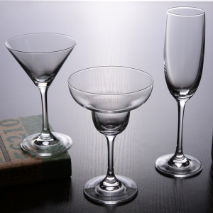 High quality crystal champagne flutes cocktail cups margarita cocktail glasses wholesale