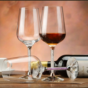 High quality large wine glass wholesale