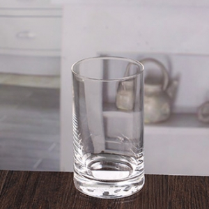 Thuis goed drinkend glas drinkbekers dun glazen tumblers fabrikant
