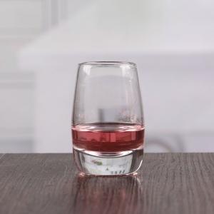 Loodvrije kristallen wijnproeverij glazen korte staartwijnbril - Loodvrije kristal ...
