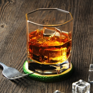 OEM whiskey glasses set supplier, whiskey glass with customized logo manufacturer
