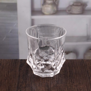Personalised dimpled whisky tumbler custom perfect whiskey glass