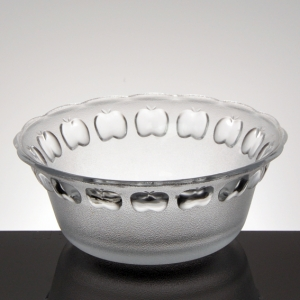 Promotion fashional style glass bowl set arc glassware supplier