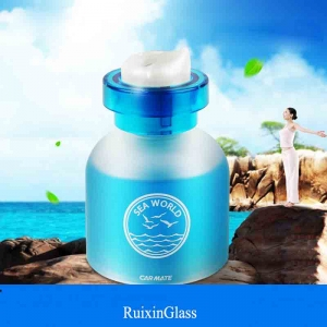 Sales promotion car diffuser bottles wholesale