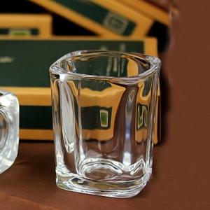 Shenzhen Glass Factory Personalized 15ml Shot Glass Custom