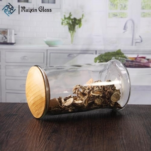 Shenzhen Glass Jar Suppliers Sealable Glass Containers