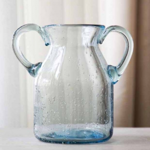 Small clear glass vases decorative glass vase wholesale