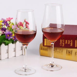 Tumbler glasses supplier 350ml and 450ml wine glass wholesale