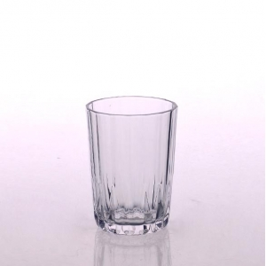 Wholesale 12 ounce glass funky drinking glasses cheap everyday water glasses