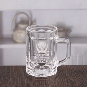 Wholesale 4 oz mini beer glasses customize beer mug with logo