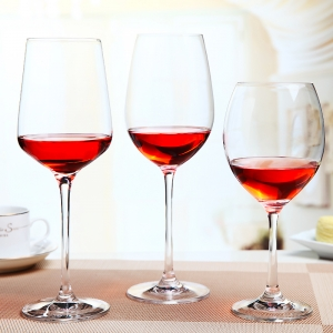 Wine glass cup manufacturwer different types of red wine cup wholesale