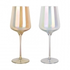 China 01 Coloured Wine Glasses For Sale factory