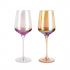 China 02 Colored Wine Glasses Wholesale factory