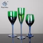 China 11 China Factory Wholesale Colored Wine Glasses Bulk factory