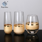 China 13 Wholesale Customization White Wine Glasses Stemless factory