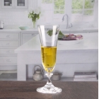 China 150ml Wide mouth champagne goblet factory