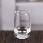 China 2 oz narrow mouth cheap shot glasses bulk  tiny shot glasses factory