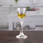 China 2oz unique octagon stem champagne glasses set suppliers customizable monogrammed factory