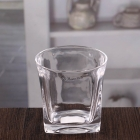 China 320ML whisky shot glass vidro whisky barato vidro a granel para whisky fábrica