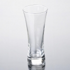 China 350 ml 12 oz curved beer glass custom pilsner glasses quality german pilsner glass wholesale factory
