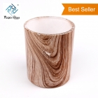 China CD011 Hot Selling Cheap Price Customized Clear Wood Candle Holder Manufacturer From China factory