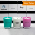 La fábrica de China CD031 Glass Candle Holders Personalised Customization