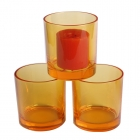 China CD042 Glass Hurricane Candle Holder Wholesale factory