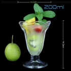 China China Ice cream cups factory juice cups milk shake cups wholesale factory