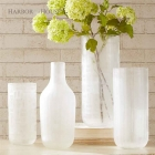 China China glass vases factory white glass vases manufacturer factory