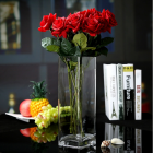 China China import blown glass vase decoration vases supplier flower vase wholesale factory