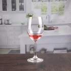 China China 210ml bulk crystal wine glass set manufacturer factory