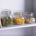 China China exporter large glass jars supplier|glass containers with lids wholesale factory