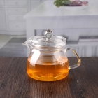 China China glass pyrex teapot premium borosilicate glass teapot infuser suppliers factory
