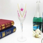 China China goblet champagne flute glasses suppliers factory