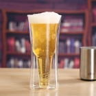 China Creative personalised double wall beer glasses supplier factory