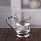 China Custom 3 oz shot glass clear shot glasses bulk liquor glasses online wholesale factory