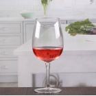China Elegant crystal red wine glasses stemware glasses top quality glassware wine glasses wholesale factory
