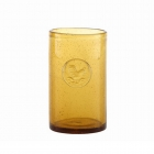 China Glass cup manufacturer colored drinking glasses supplier factory
