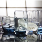 China Heat resistant clear glass tea cup set wholesale factory