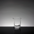 China Hot selling square tumbler small glass cups and whiskey glass wholesaler factory