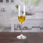 China Inexpensive champagne flutes wedding flute glasses wholesale factory