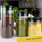 La fábrica de China Candle Containers, Glass container with lid and glass jars for food