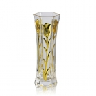 China Tulip lily golden flowers vases manufacturer factory