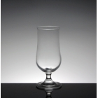 China Tulip shape crystal brandy glass cup wholesale,good cheap brandy glass supplier factory