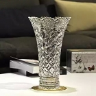 China Unique vases,small glass vase,cheap glass vase wholesale factory