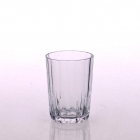 China Wholesale 12 ounce glass funky drinking glasses cheap everyday water glasses factory